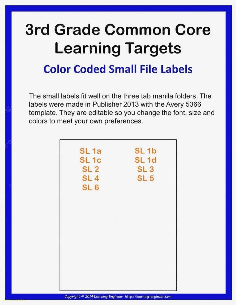 Template For Avery Labels 22807