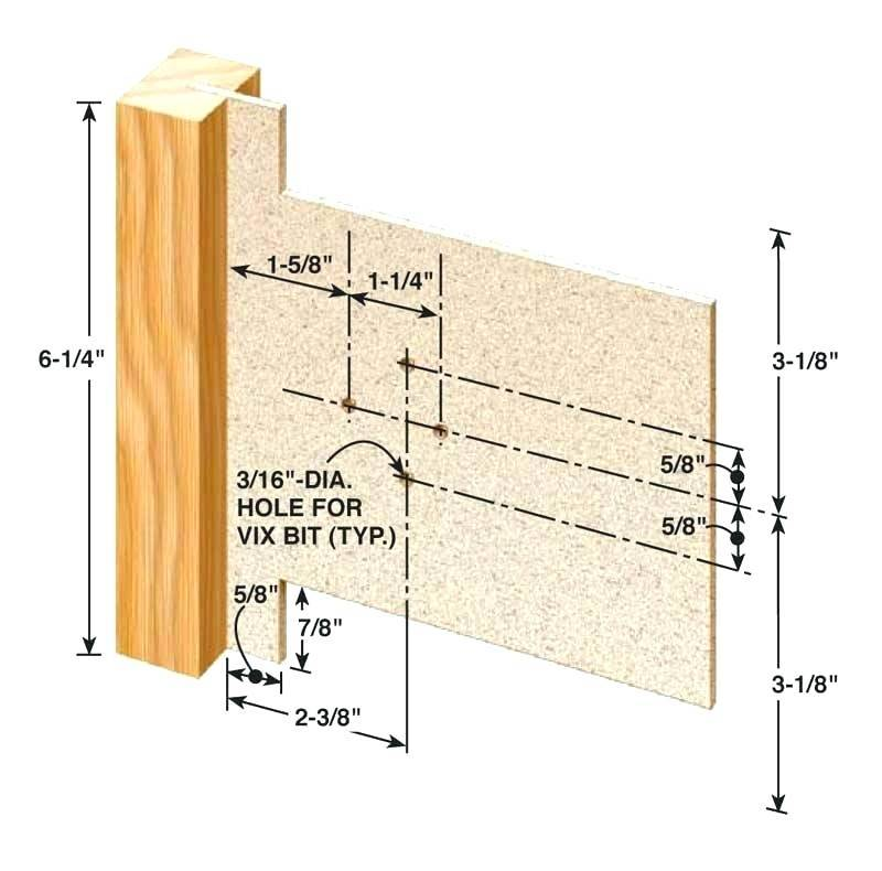 Template For Cabinet Door Hinges