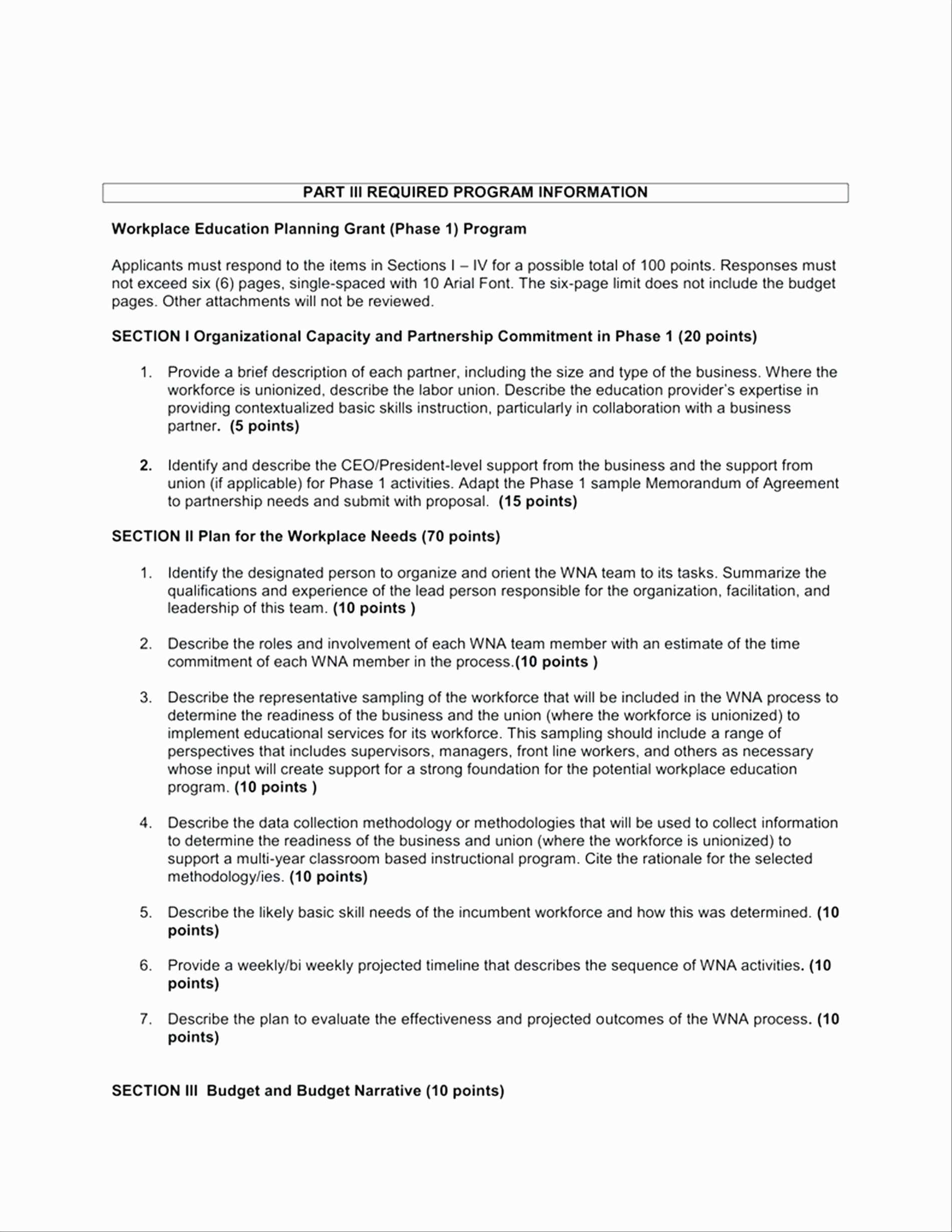 Template For Memorandum Of Understanding Pdf
