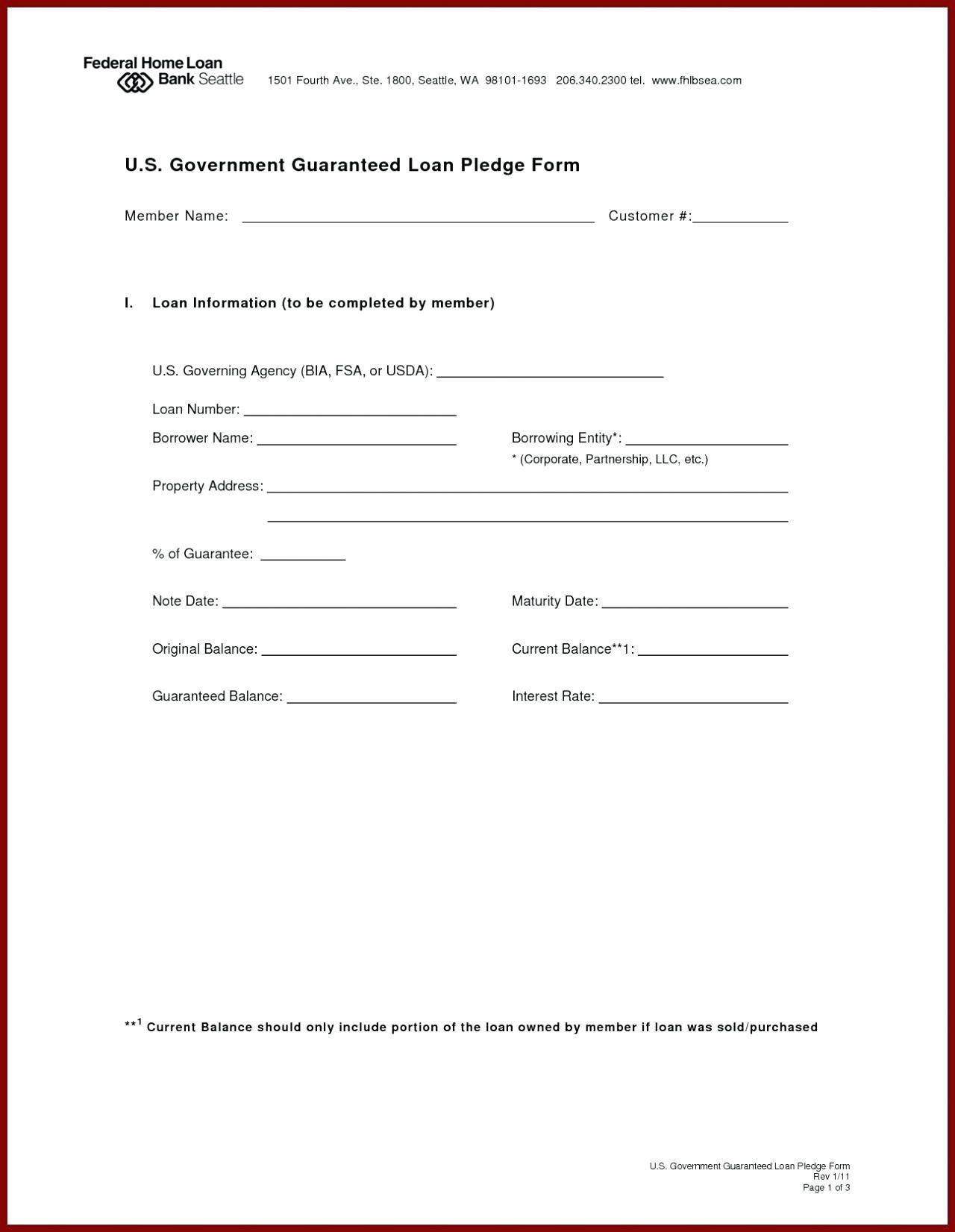 Template Loan Agreement Between Family Members Uk