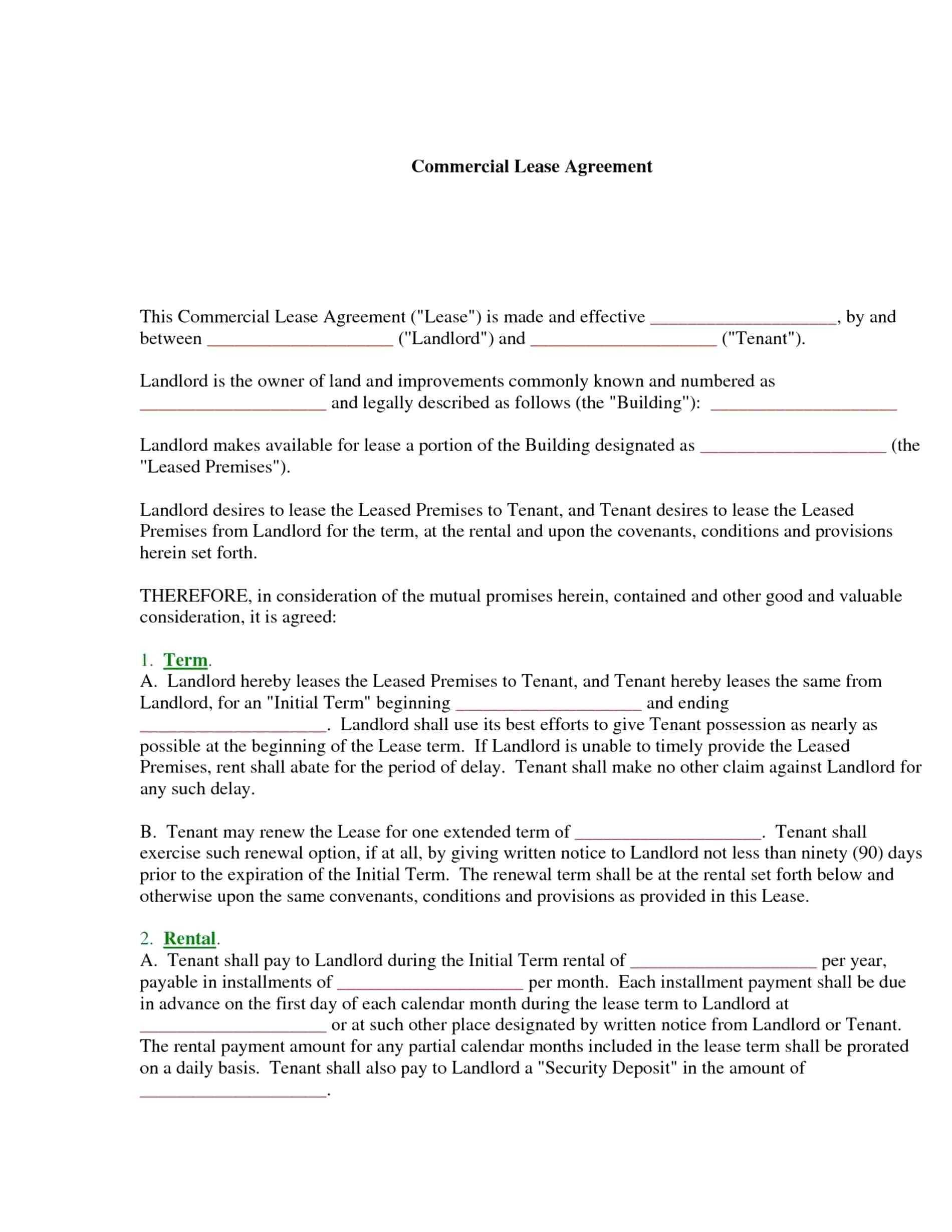 Template Notice To Terminate Tenancy Letter Uk
