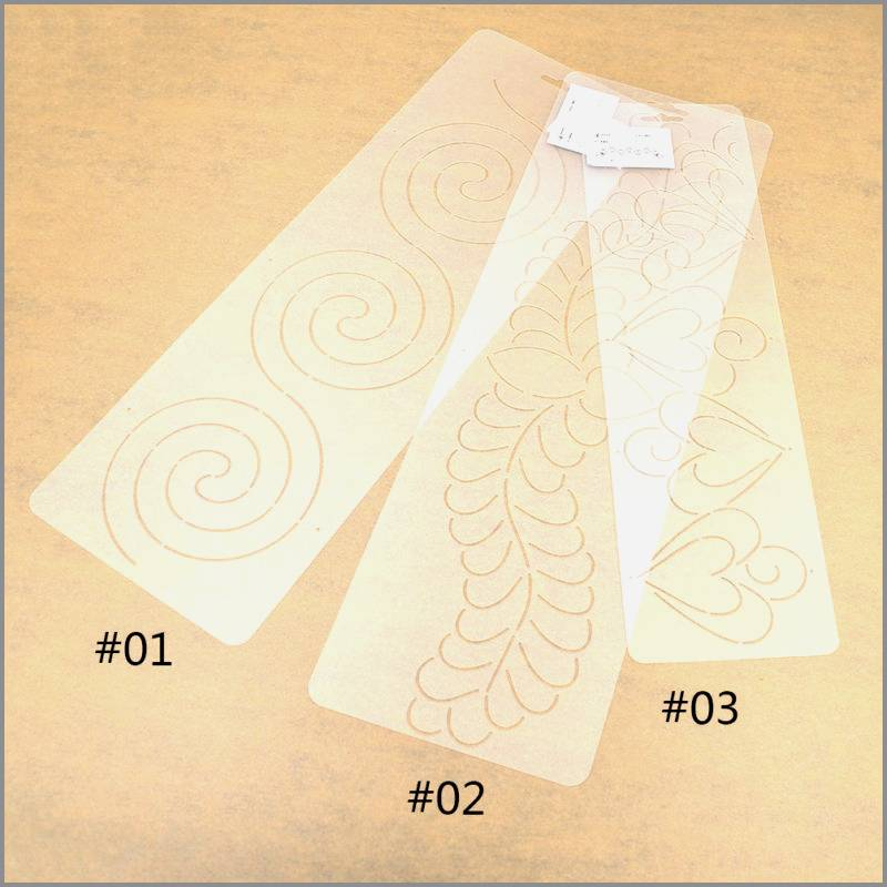 Template Plastic For Quilting