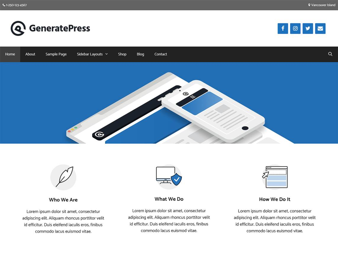 Template Seo WordPress Gratis