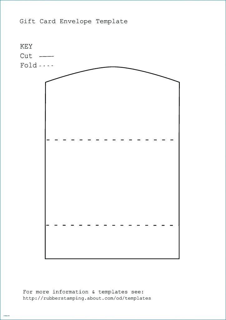 Templates For Church Envelopes
