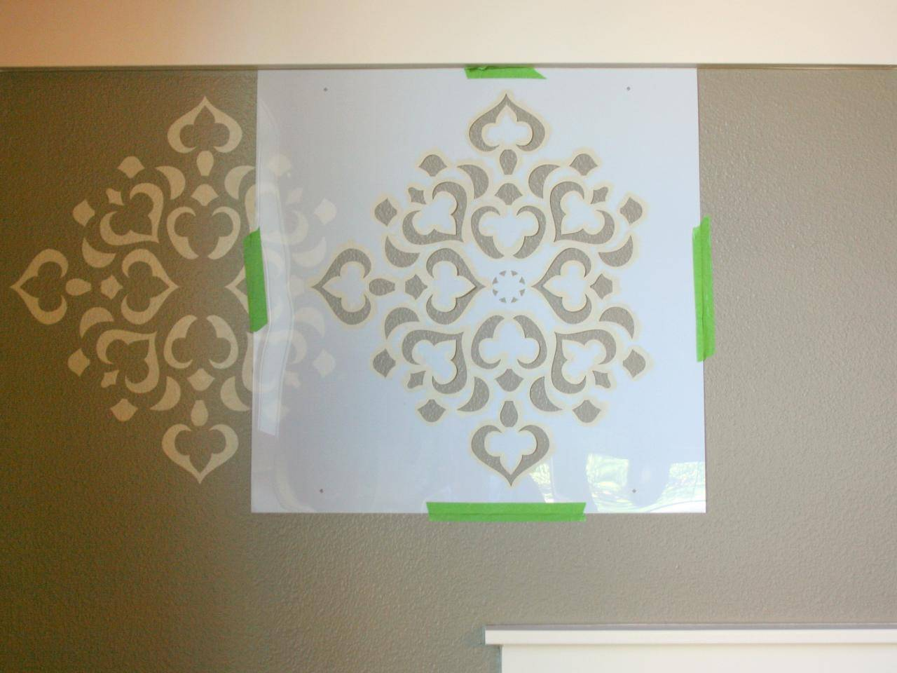 Templates For Painting Walls
