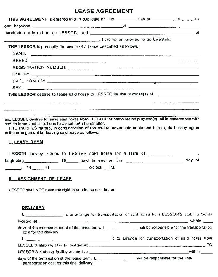 Termination Of Commercial Lease Agreement Template