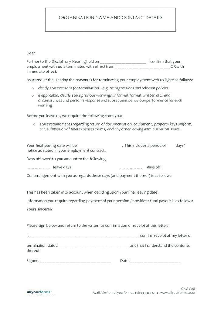 Termination Of Lease Agreement By Landlord Template
