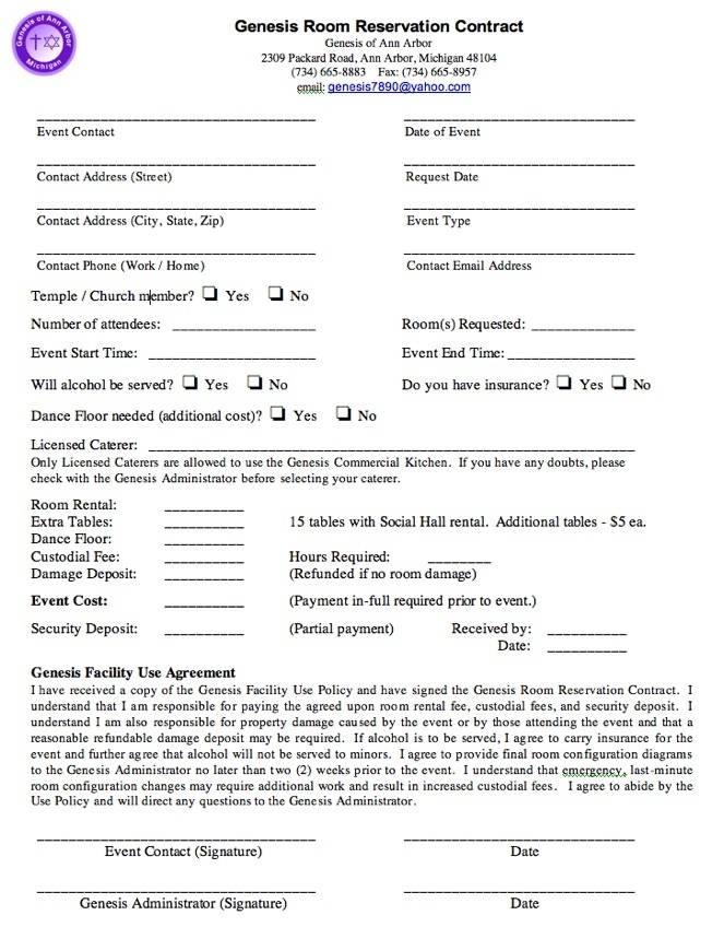 Texas Rental Agreement Template