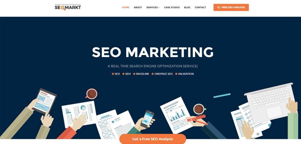 Theme WordPress Responsive Seo