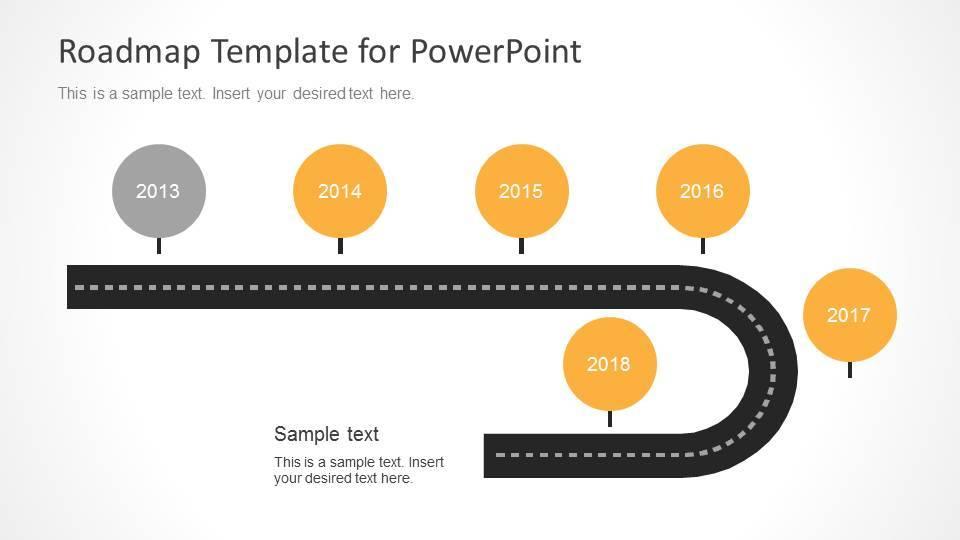 Timeline Roadmap Template