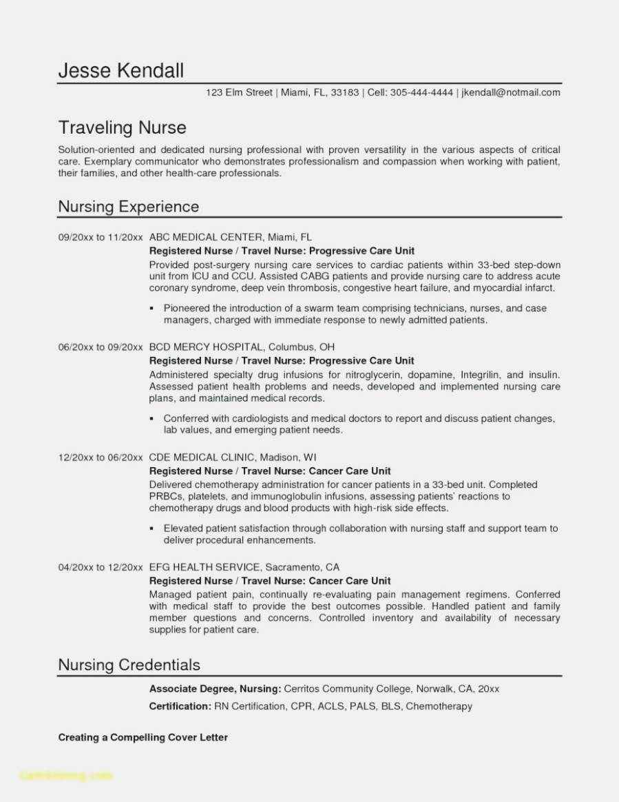 Top Rated Resume Formats