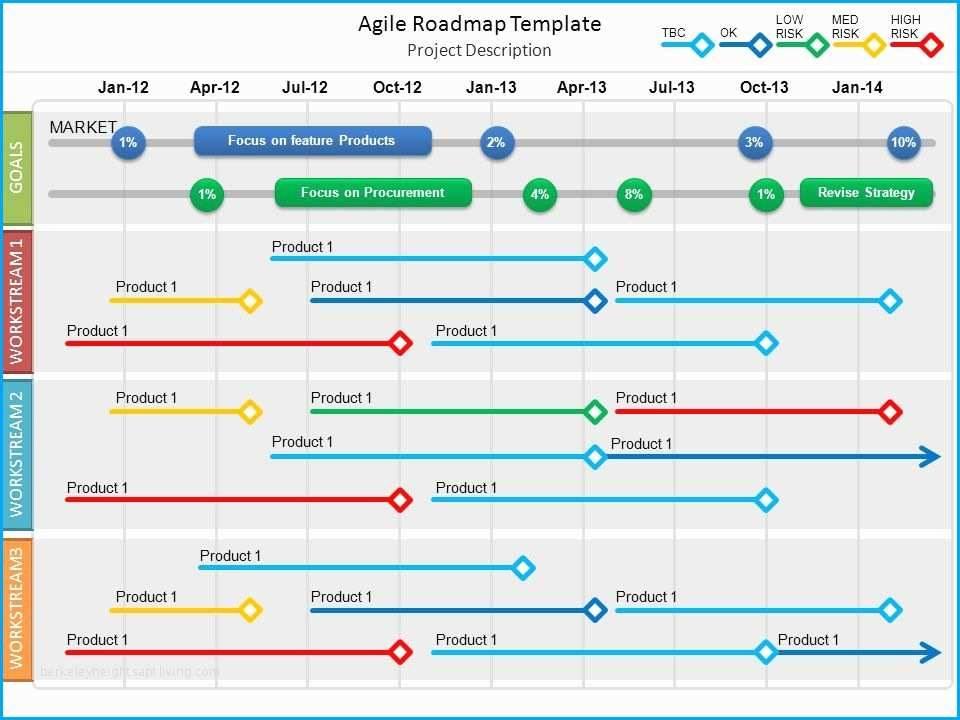 Training And Development Roadmap Template