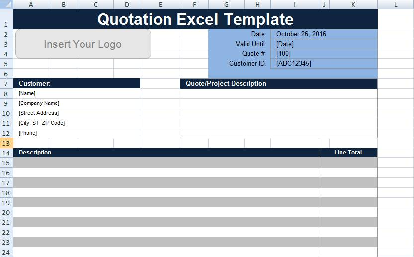 Transport Service Invoice Template