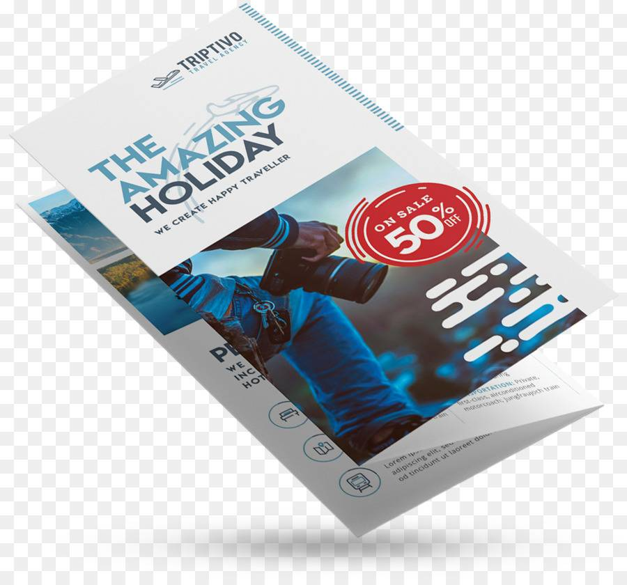 Travel Agent Brochure Template Free