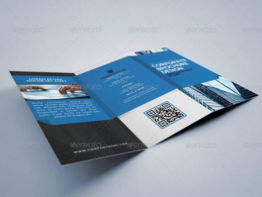 Tri Fold Brochures Template