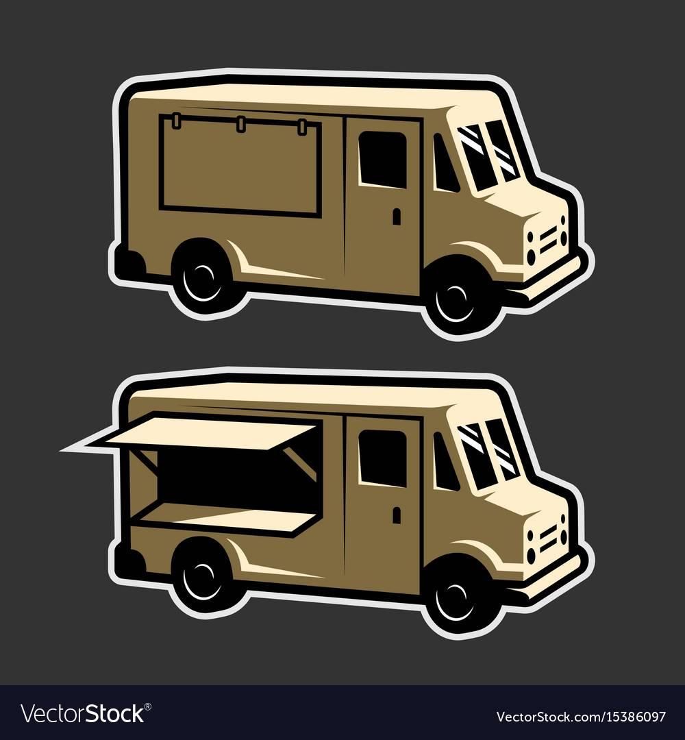 Truck Wrap Template Psd