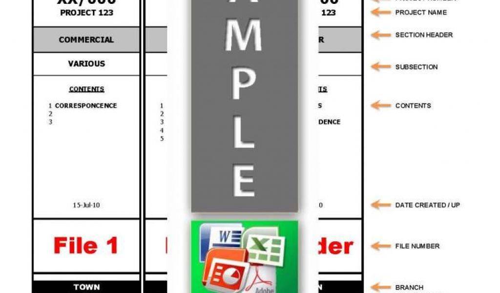 Universal Laser Printer Labels Template 80104