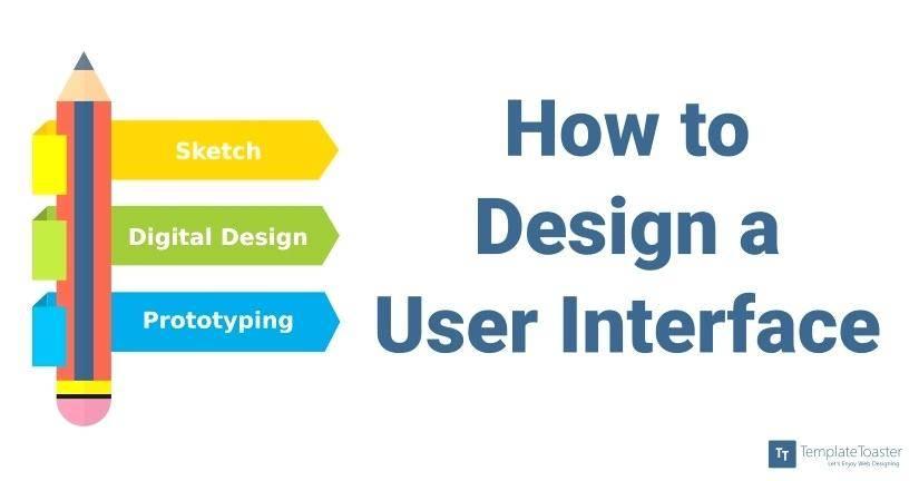 User Interface Design Document Template