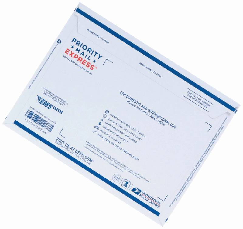 Usps Priority Mail Labels Template