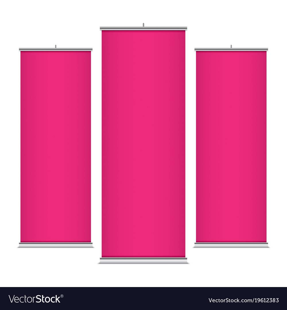 Vertical Banner Templates Free