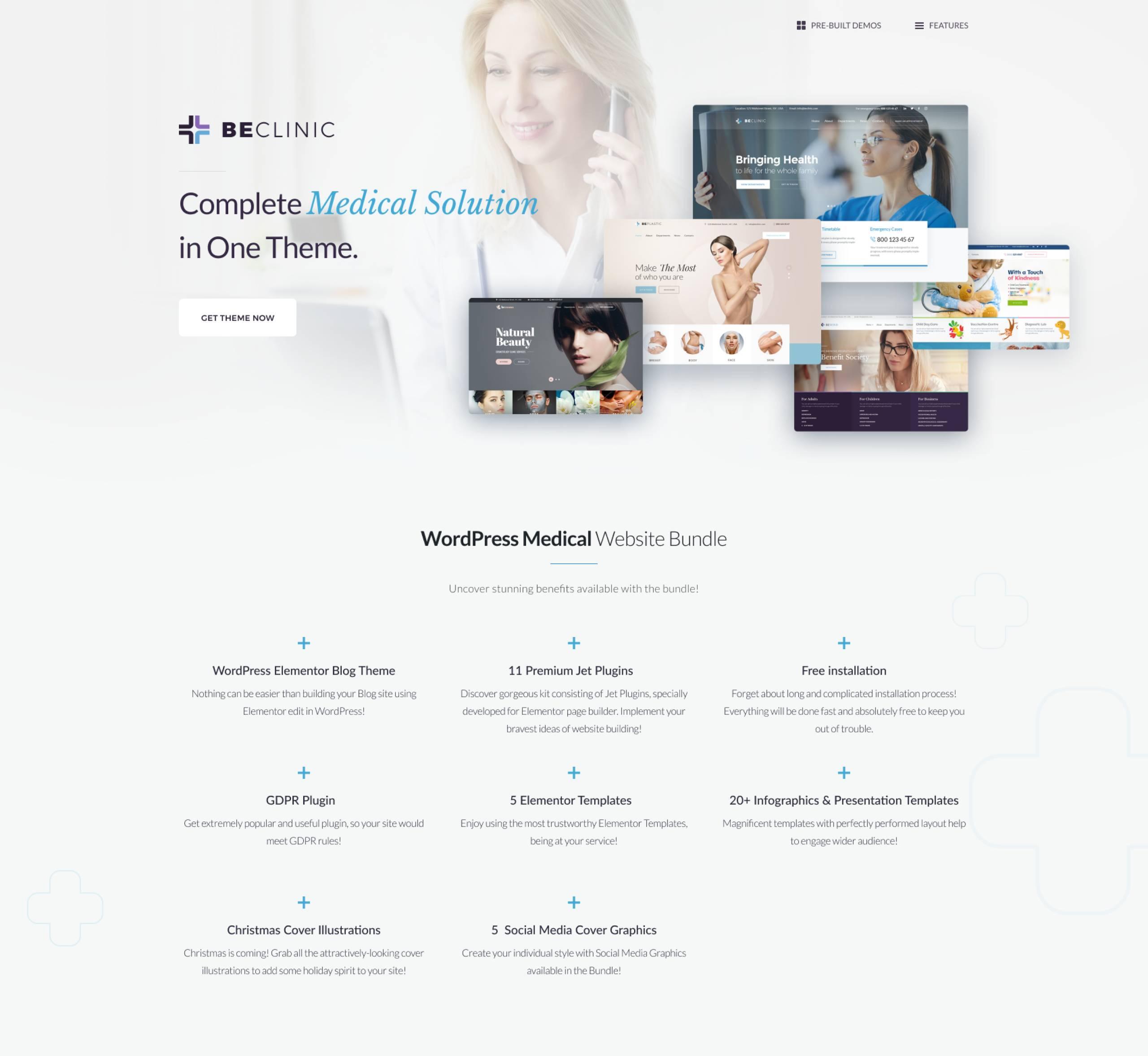 Veterinary Clinic Website Templates