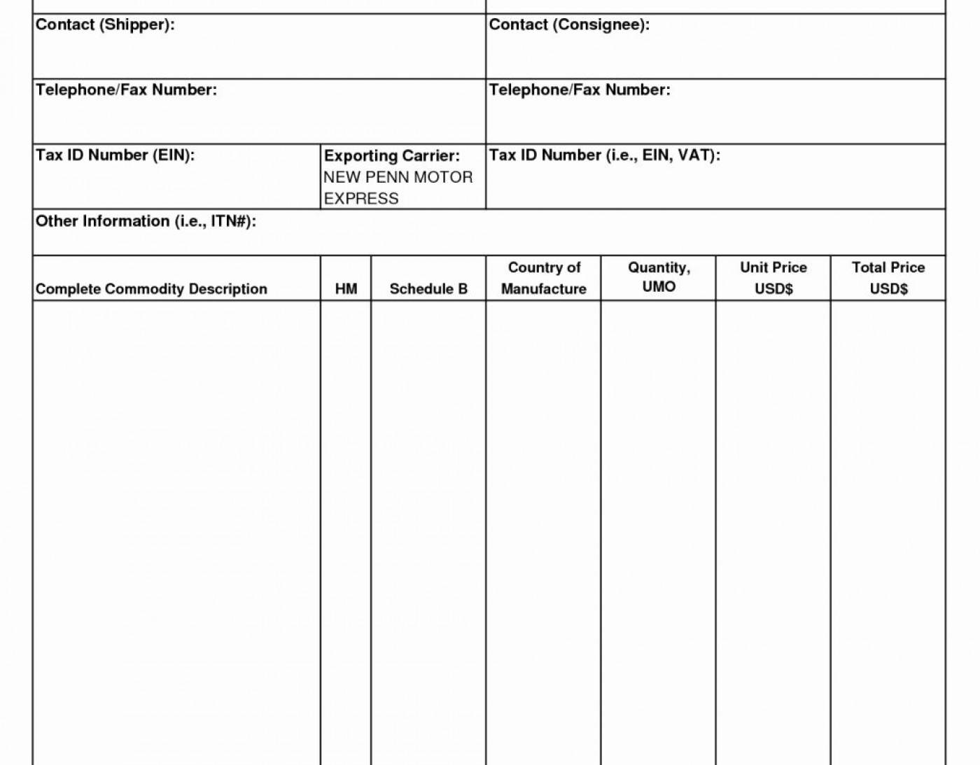 Video Production Invoice Example
