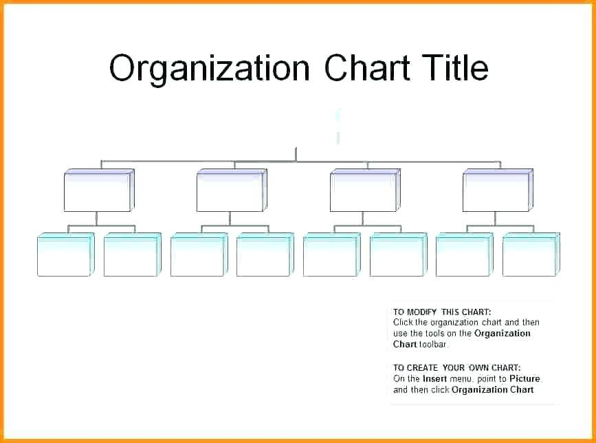 Visio Org Chart Template Free