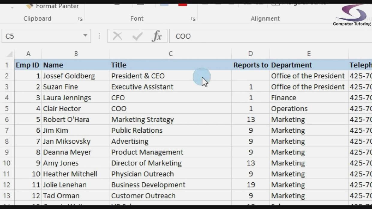 Visio Organization Chart Stencils