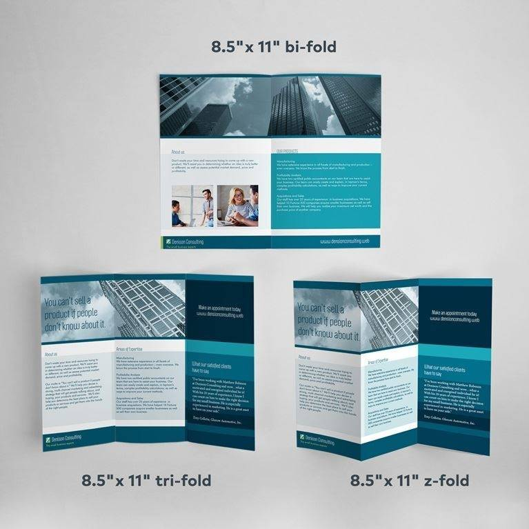 Vistaprint Flyer Template Download