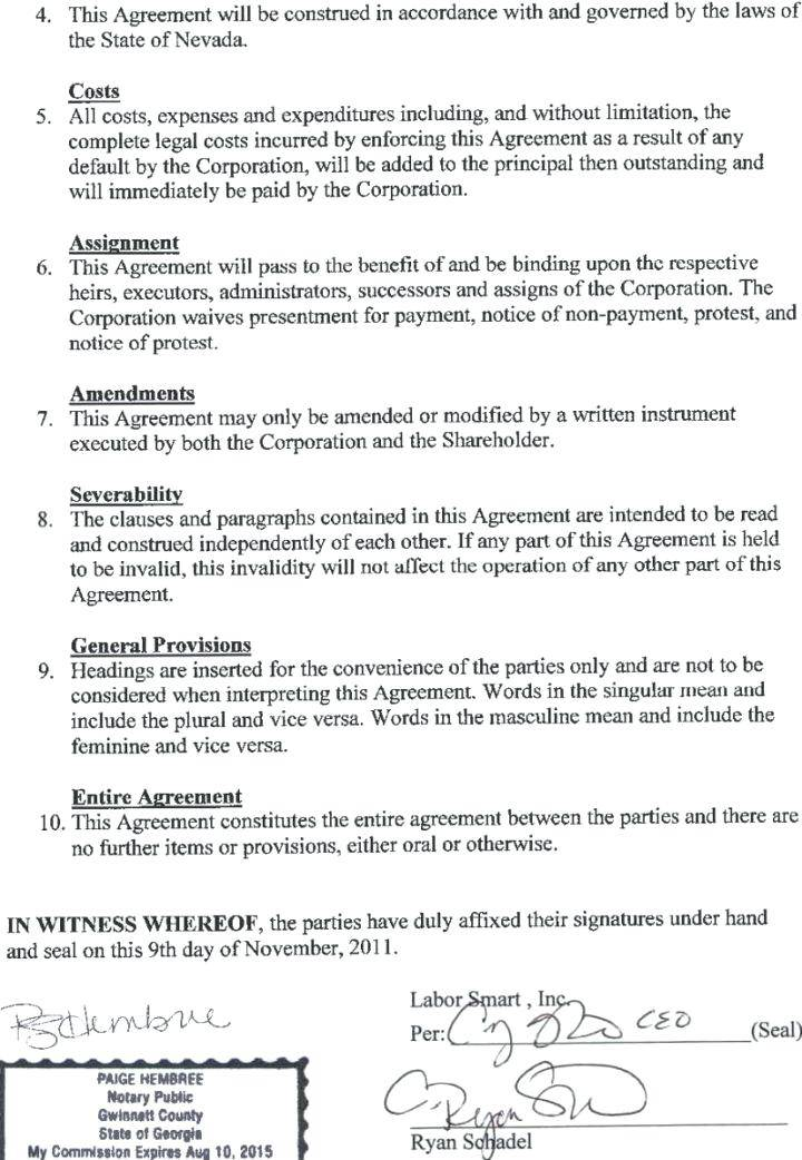 Waiver Form Agreement Purchase Sale