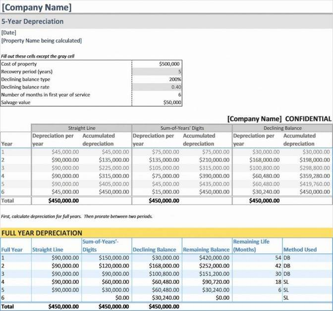 Warehouse Inventory Management Template