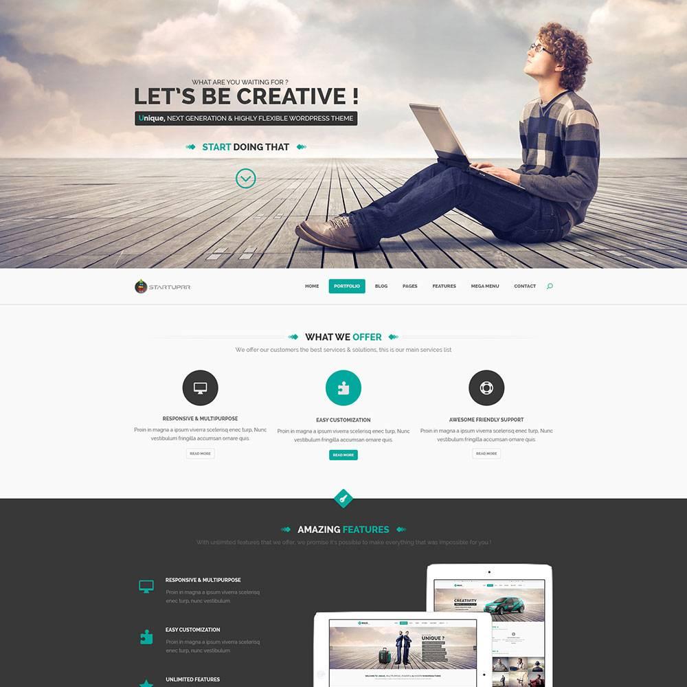 Web Page Templates Free Psd