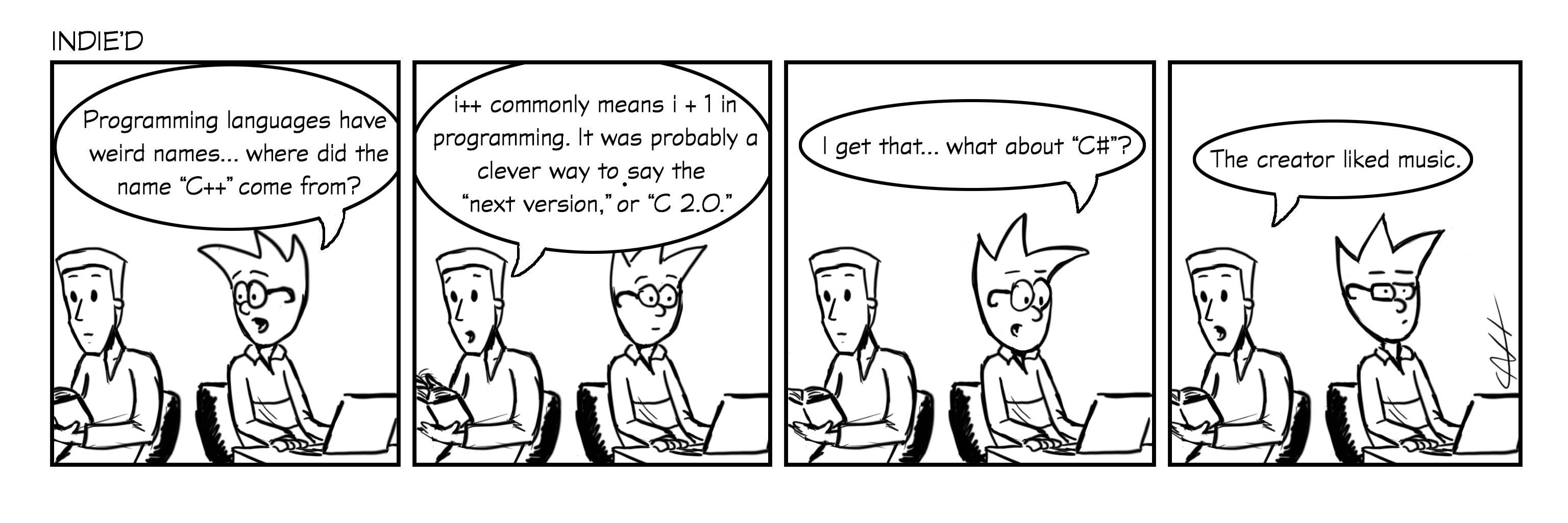 Webcomic Website Template