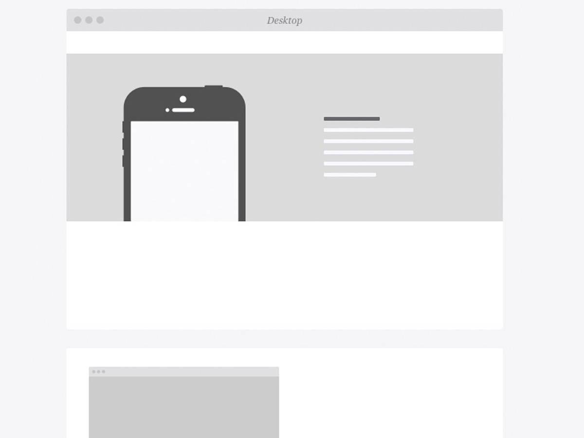 Website Blueprint Template