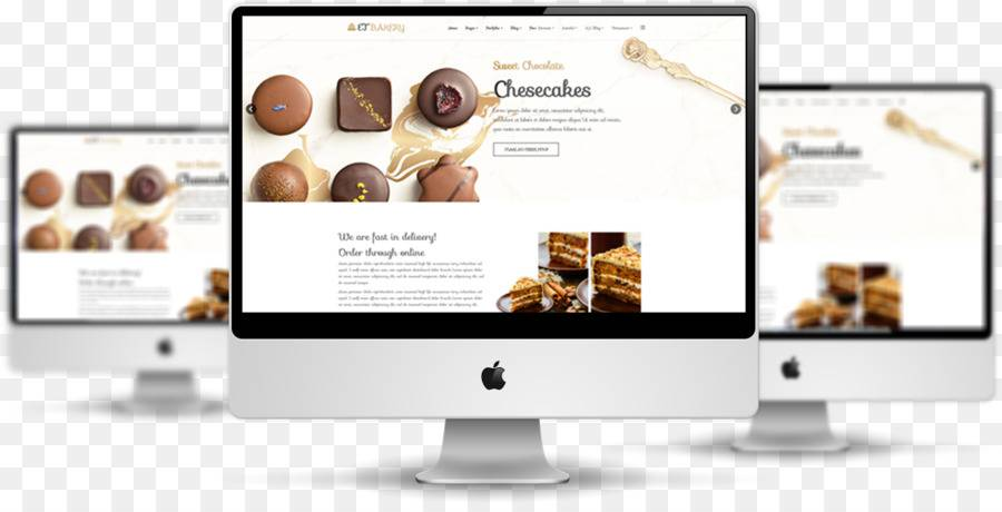 Website Design Mockup Template