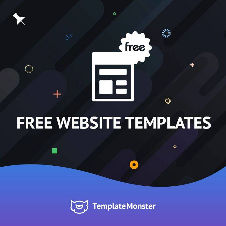 Website Templates Monster Free