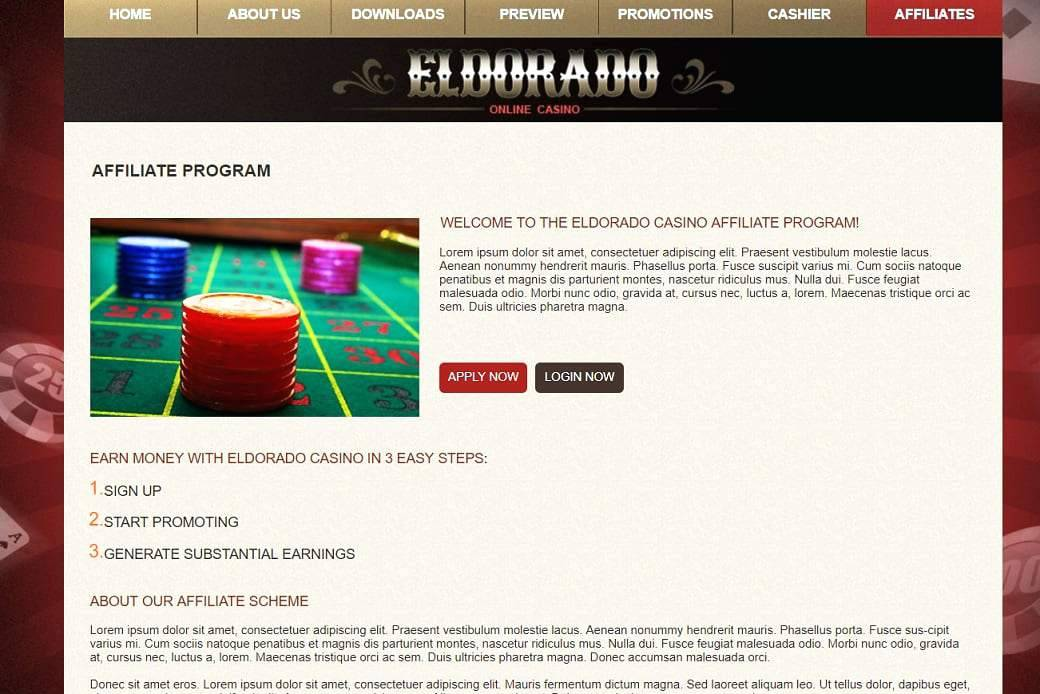Website Templates Reseller Program