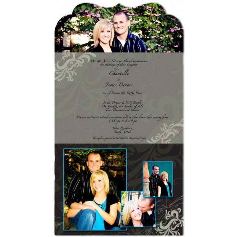 Wedding Announcement Templates Photoshop