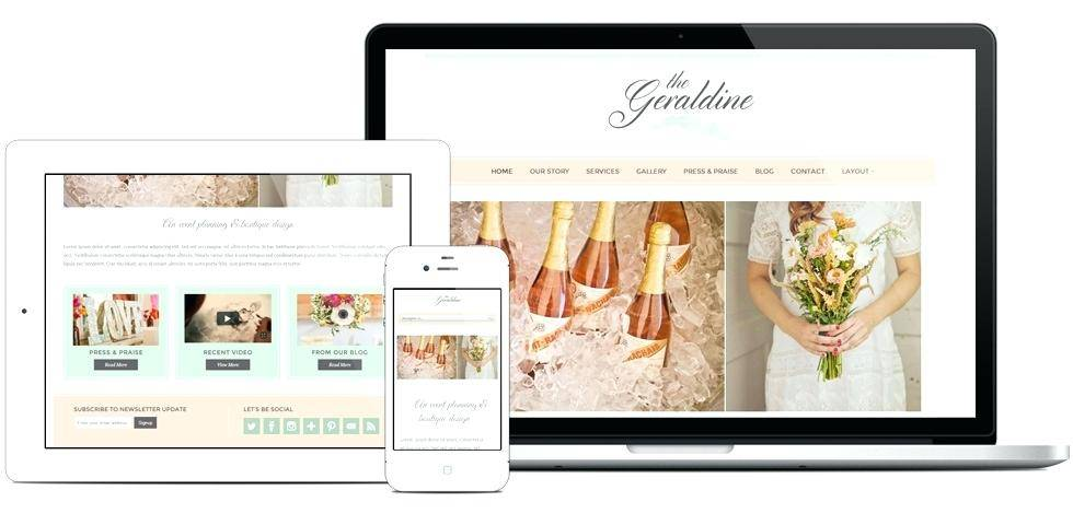 Wedding Directory Template WordPress