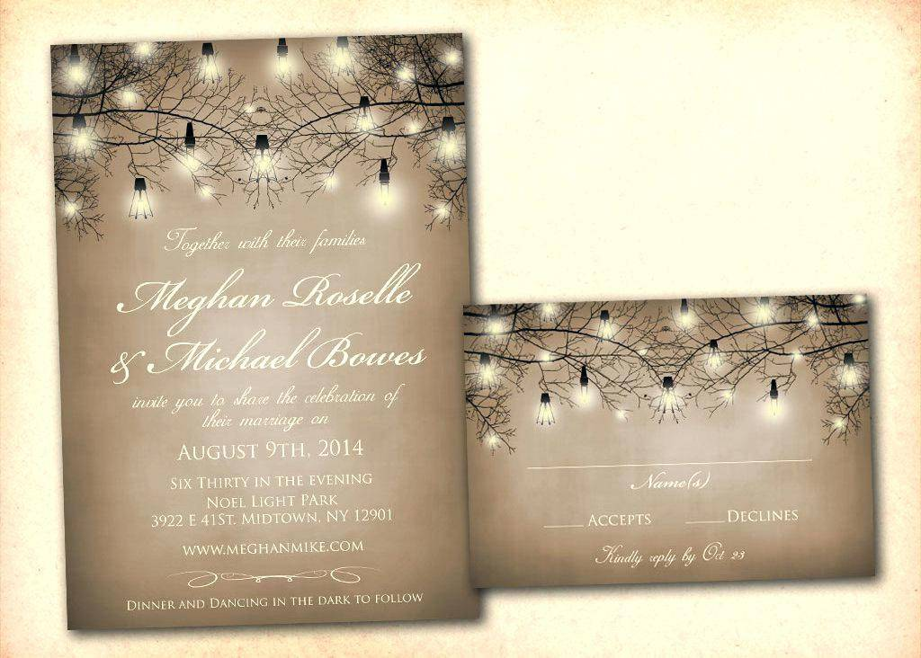 Wedding Invitation Templates Free Download Word