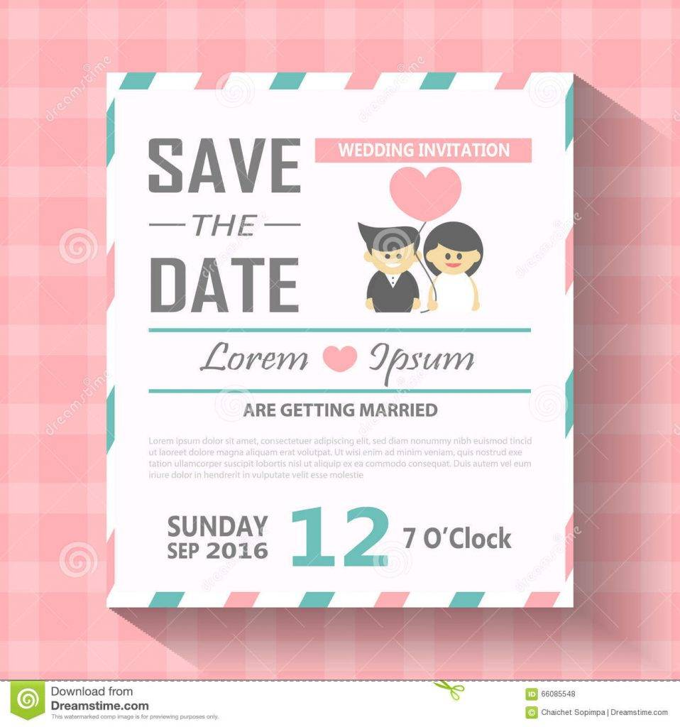 Wedding Invitation Templates Photoshop Free