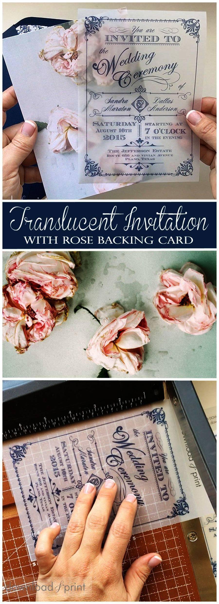 Wedding Invitations Templates For Google Docs
