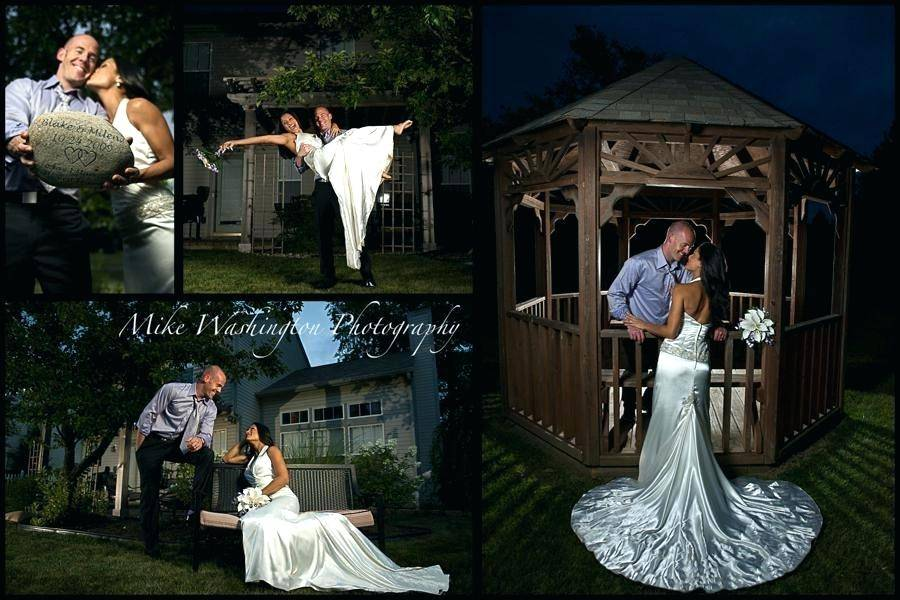 Wedding Photo Montage Templates