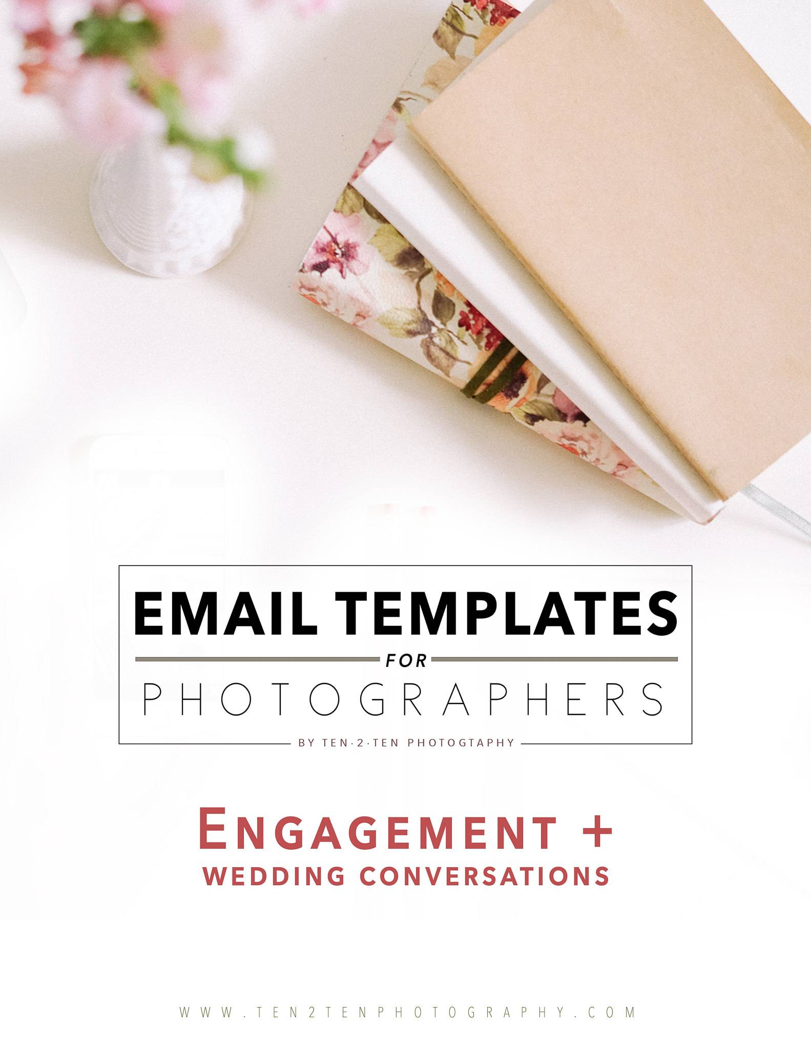 Wedding Photographer Email Templates