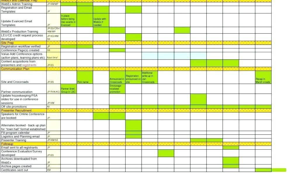 Wedding Program Templates Excel