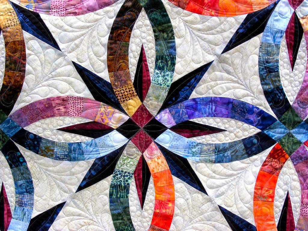 Wedding Ring Quilt Pattern History