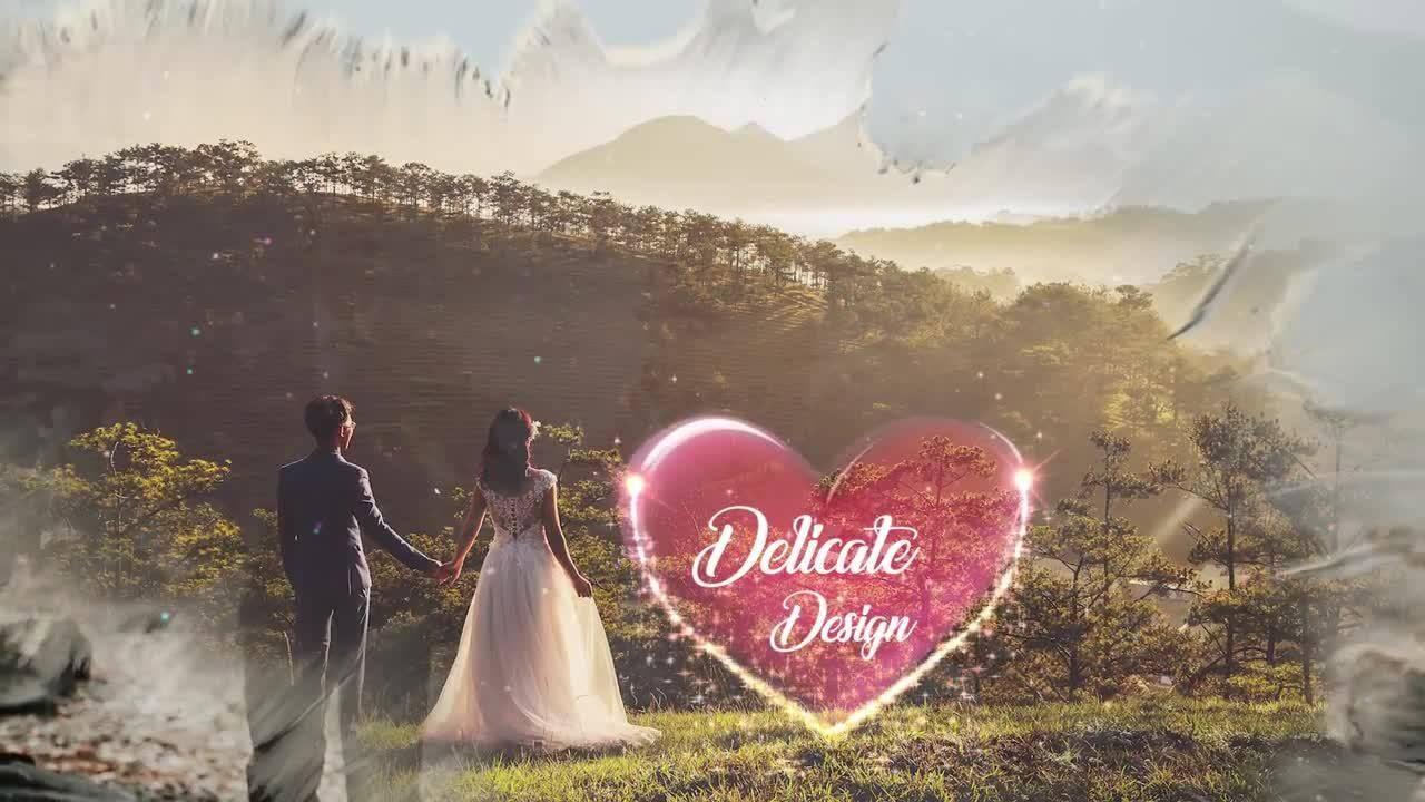 Wedding Slideshow Premiere Pro Templates