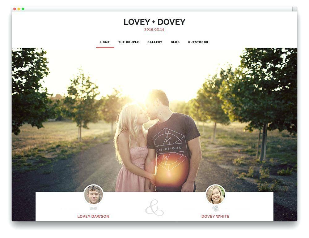 Wedding Templates WordPress