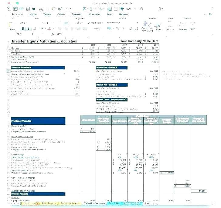 Weekly Sales Forecast Template Excel