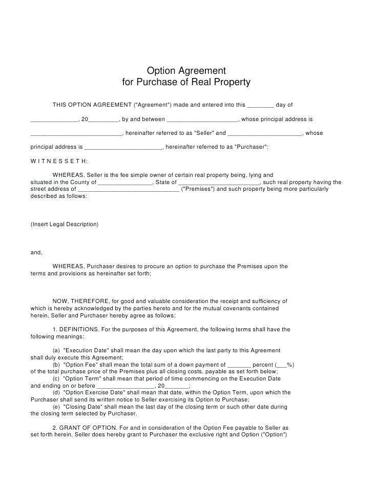 Wholesale Contract Form